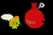 Skull and Vase
