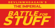 The Imperial Battle for Stuff logo