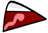 Unjoiced Mouth BFDI Style