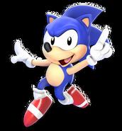 3d model download sonic the hedgehog by jcthornton ddkbnm6-350t