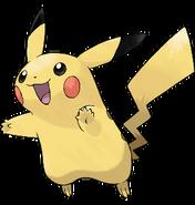Pikachu Idle