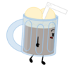 Root Beer Float Fan-Made Pose II