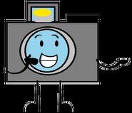 Camera host