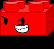 Lego Brick Pose