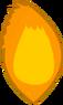 Fire Leafy Asset