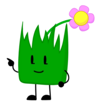 Flower Grassy Ssssssssssssss