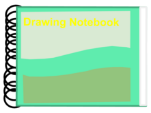 Drawing Notebook New Asset