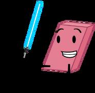 Eraser- The Jedi