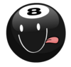 Bfb 8 ball intro pose bfdi assets by coopersupercheesybro-dc5s8ke