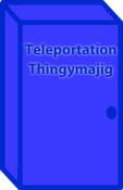 Teleportation Thingy
