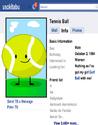 BBFDI-Tennis Ball