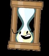 Hourglassy pose