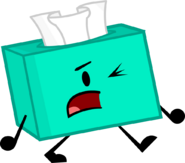 Old Tissues Pose