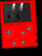 Gameboy SP Pose