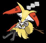 Pokemon braixen by markymarktastic-d845jg0