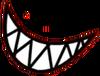 Evil Teeth Mouth