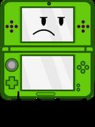 Nintendo 3DS Pose