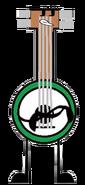 Banjo (BFL pose)