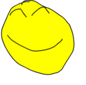 Yellow Face Smile 2 Ta just stop moving