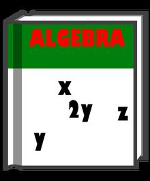 Algebra Book's Body
