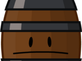 Barrel (Inanimate Insanity)