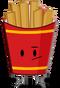 Fries Pose OU