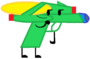 WTW- Water Gun by thendo26