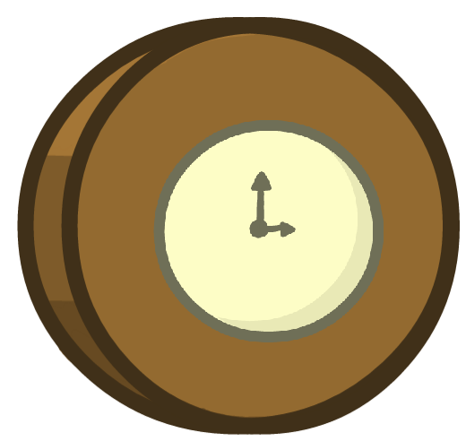 Clock asset 4DOS2 Right