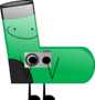Green Sock Pose