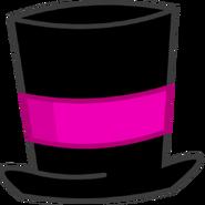 Magenta Top Hat New Body