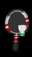Badminton Fan-Made Pose