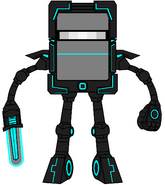DroidPhone With Chainsaw V2