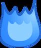 Blue Firey Body