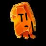 Orange Prisment