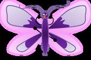 Butterfly weird pose