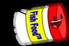 Fish fod pose
