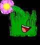 Flower Grassy New Pose Very Happy