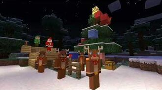 Minecraft Festive Edition Music Theme 2