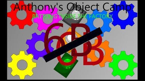 Object Camp Season 2 6B Uneven