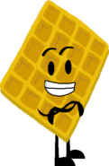 Waffle pose