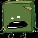 Zombie Blocky Pose BFB Plus