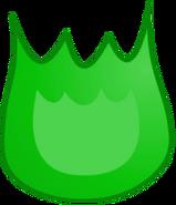 Green Firey Body