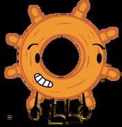 OAS Steering Wheel
