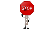 OLD3-Stop Sign