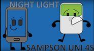 Nightlight and SampsunUni4s