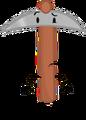 Pickaxe Pose II