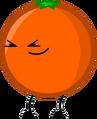 Orange Pose by PlasmaEmpire
