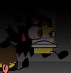 Creep in the Dark