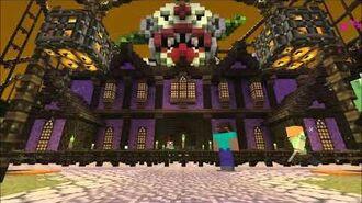 Halloween Nether 2 - Minecraft Mash Up Pack