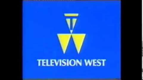 Television West ident Early 70s-1983